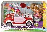 Barriguitas - Súper coche con muñeca (Famosa 700011195)