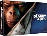 51nsEE YN3L. SL160  Planet of the Apes 40th Anniversary Collection (Planet of the Apes / Beneath the Planet of the Apes / Escape From / Conquest of / Battle for) [Blu ray]