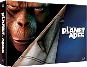 NEW Planet Of The Apes - Planet Of The Apes (Blu-ray)