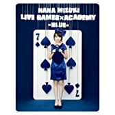NANA MIZUKI LIVE GAMESACADEMY-BLUE- [Blu-ray]