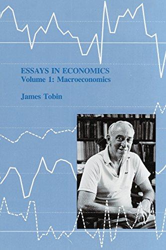 1 economics essay in macroeconomics vol