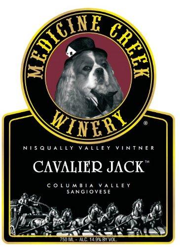 """2009 Medicine Creek """"Cavalier Jack"""" Sangiovese 750 Ml"""