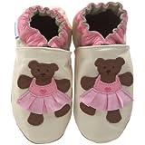 Robeez Soft Soles Ballerina Bear Slip-On (Infant/Toddler/Little Kid)