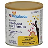 Rite Aid Tugaboos Infant Formula, Milk-Based, Premium, with Iron, 0-12 Months, 23.4 oz (1 lb 7.4 oz) 663 g