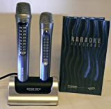 ED-9000 Party Package Karaoke with Duet Microphone