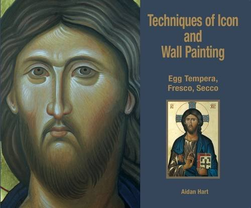 Image of Techniques of Icon and Wall Painting