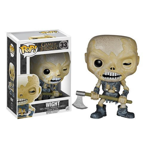 Game of Thrones Wight Pop! Vinyl Figure - 1
