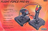 Interact SV-366 Flight Force Pro Joystick Controller Flight-Stick für Nintendo N64 64 Joypad Pad