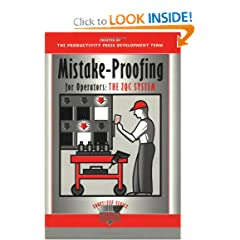 Mistake-Proofing for Operators Learning Package: Mistake-Proofing for Operators: The ZQC System (Shopfloor Series)