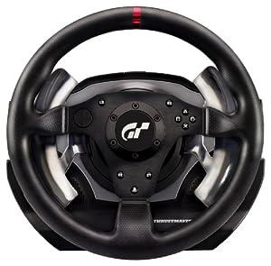 PS3 - Volante ufficiale GT5 T500RS - THR, Nero