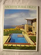 Architectural Digest, April, 2009: