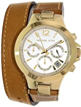 Michael Kors Peyton Chronograph Gold-Tone Stainless Steel Ladies Watch MK2261