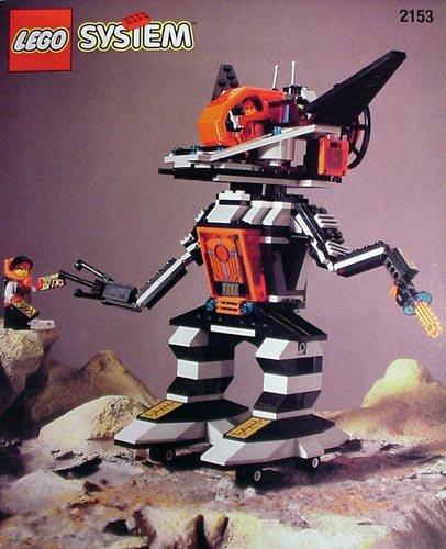 LEGO System Roboforce 2153 Robo Blockbuster günstig als Geschenk kaufen