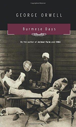 Burmese Days: A Novel (Harbrace Paperbound Library, Hpl 62)