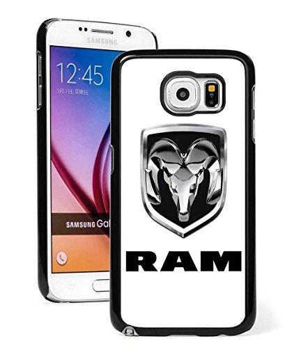 Samsung Galaxy Note 5 Case, Dodge Ram Truck Logo1 Drop Protection Never Fade Anti Slip Scratchproof Black Hard Plastic 3D Case (Galaxy Note 3 Dodge Case compare prices)