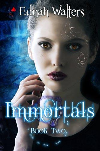 Immortals: A Runes Novel by Ednah Walters ebook deal