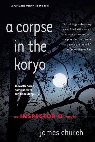 A Corpse in the Koryo (Inspector O Novel)