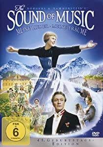 DVD * The Sound of Music - Meine Lieder - Meine Träume [Import allemand]