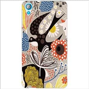 HTC Desire 820Q Back cover (Printland)