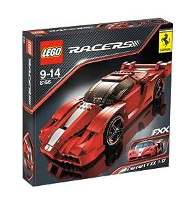 LEGO Racers 8156: Ferrari FXX 1:17
