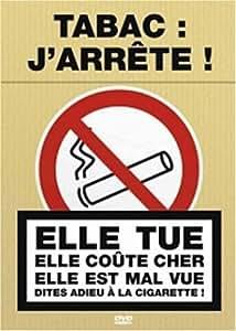 Tabac - j'arrete !