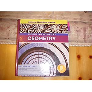 Geometry Teacher's Edition  (Prentice Hall Mathematics) Laurie E. Bass, Randall I. Charles, Art Johnson and Dan Kennedy