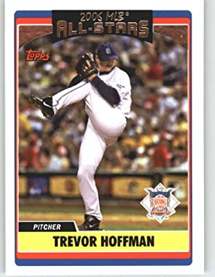 2006 Topps Update #278 Trevor Hoffman AS - San Diego Padres (All Star) (Baseball Cards)