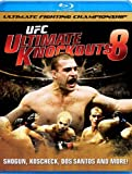 UFC Ultimate Knockouts 8 Blu-Ray