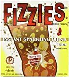 Fizzies Retro Instant Sparkling Cherry Cola 72 Tablets