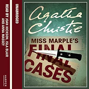 Miss Marple's Final Cases Audiobook