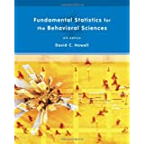Fundamental Statistics for the Behavioral Sciencesby Professor David C. Howell