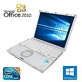 【Microsoft Office2010搭載】【Win 10搭載】Panasonic CF-R9/新世代Core i7 1.2GHz/メモリ4GB/HDD250GB/10.4インチ/無線LAN搭載/中古ノートパソコン ランキングお取り寄せ