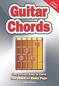 Guitar Chords: Easy-to-use, Easy-to-carry.