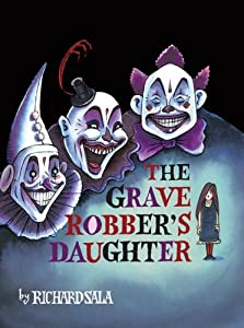 "Cover of ""Grave Robber's Daughter"""