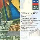 Stravinsky: Ballets - Le Sacre du Printemps, Petrouchka, etc.