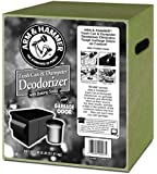 Arm & Hammer  33200-00007 Trash Can and Dumpster Deodorizer  30 lbs