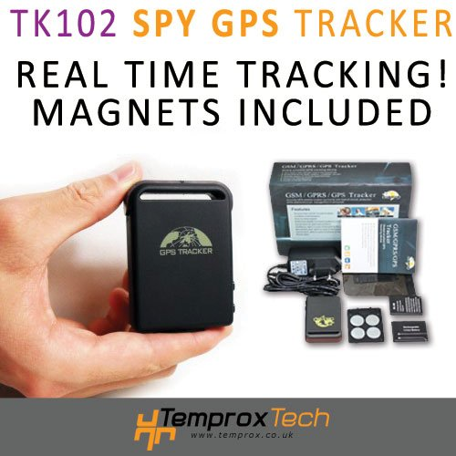 Mini Global GPS Tracker with GPRS connection