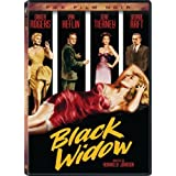 Black Widow (Fox Film Noir) ~ Ginger Rogers