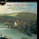 Concertos Classiques Anglais Pour Violon