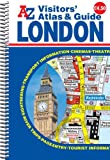 img - for London Visitors Atlas & Guide book / textbook / text book