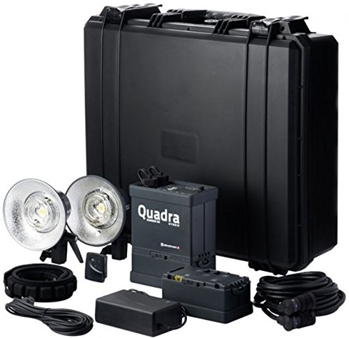 Elinchrom Ranger Quadra Hybrid AS RX Battery Flash System