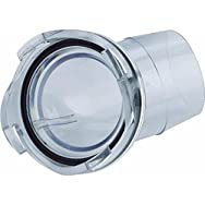 Camco Mfg. Inc./RV 39432 C-Do RV Sewer Hose Adapter-CLEAR 45D HOSE ADAPTER