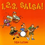 1,2,3 Salsa: Songs For Learning Spanish