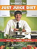 img - for Sproutman's 7-Day Just Juice Diet book / textbook / text book