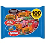 Halloween Hershey's Candy Snack Size...