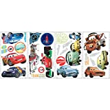 Disney Cars Wall Decals - 26 Stickers per Pack