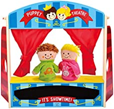 Hape Early Explorer - Puppet Playhouse Playhouse