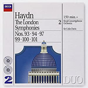 Haydn: The London Symphonies, Vol. 2