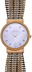 Aspen Feminine Exclusive Analog White Dial Womens Watch - AP1707C
