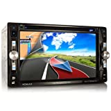 Xomax xm-2dtsbn6210 autoradio / moniceiver / naviceiver con navigatore gps + software navi pocket navigator 12...